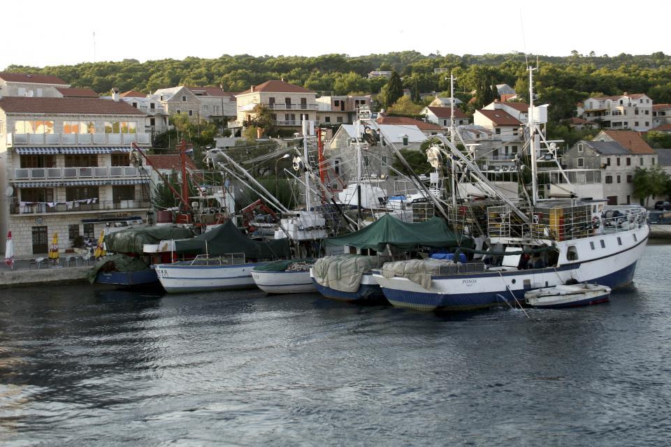 'Desetljećima nam je Sumartin bio glavna iskrcajna luka, a sada se moramo snalaziti drugdje', poručuju ribari Ivo Ravlić/EPH