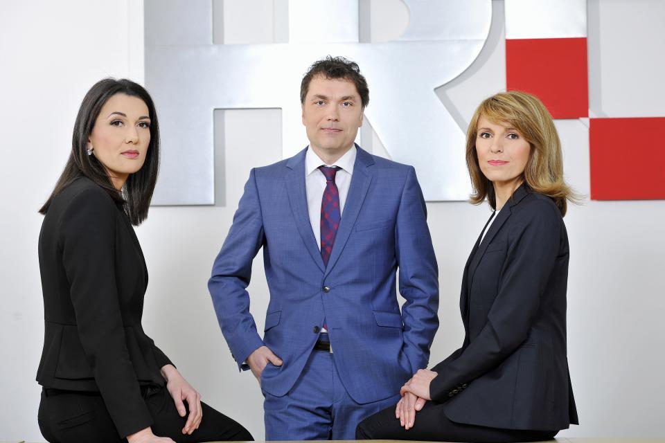 Marta Šimić-Mrzlečki, Branimir Farkaš i Mirjana Posavac