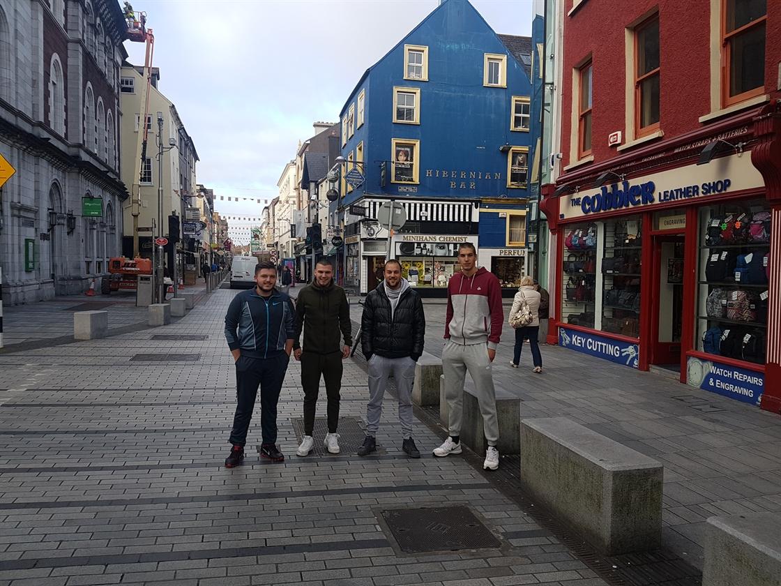 Poslovi iz Irske