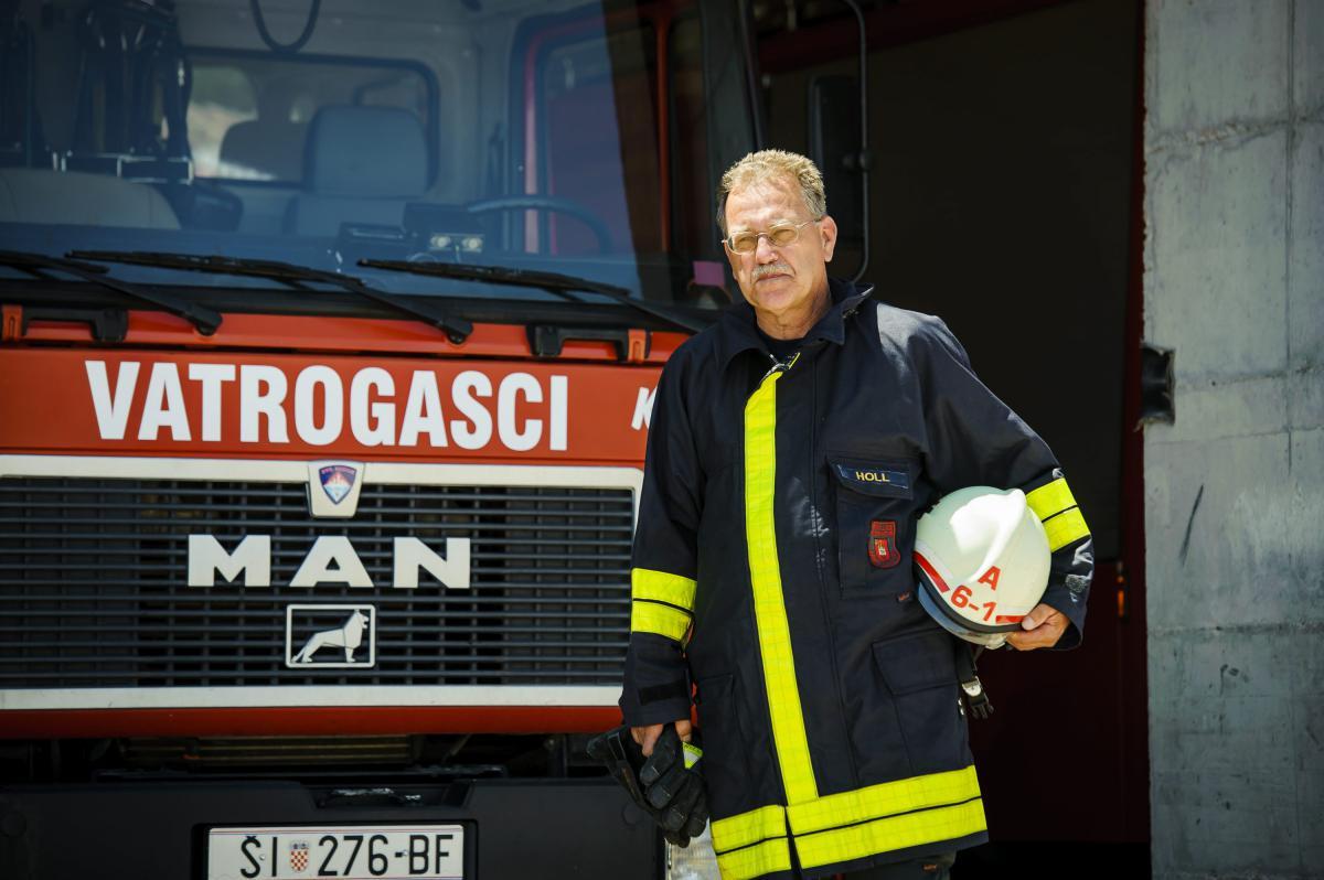 Druženje s policijskim vatrogascima