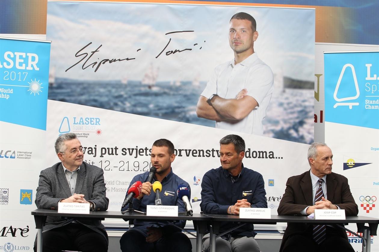 Najavljeno Laser svjetsko prvenstvo u jedrenju od 12. do 30. rujna u Splitu