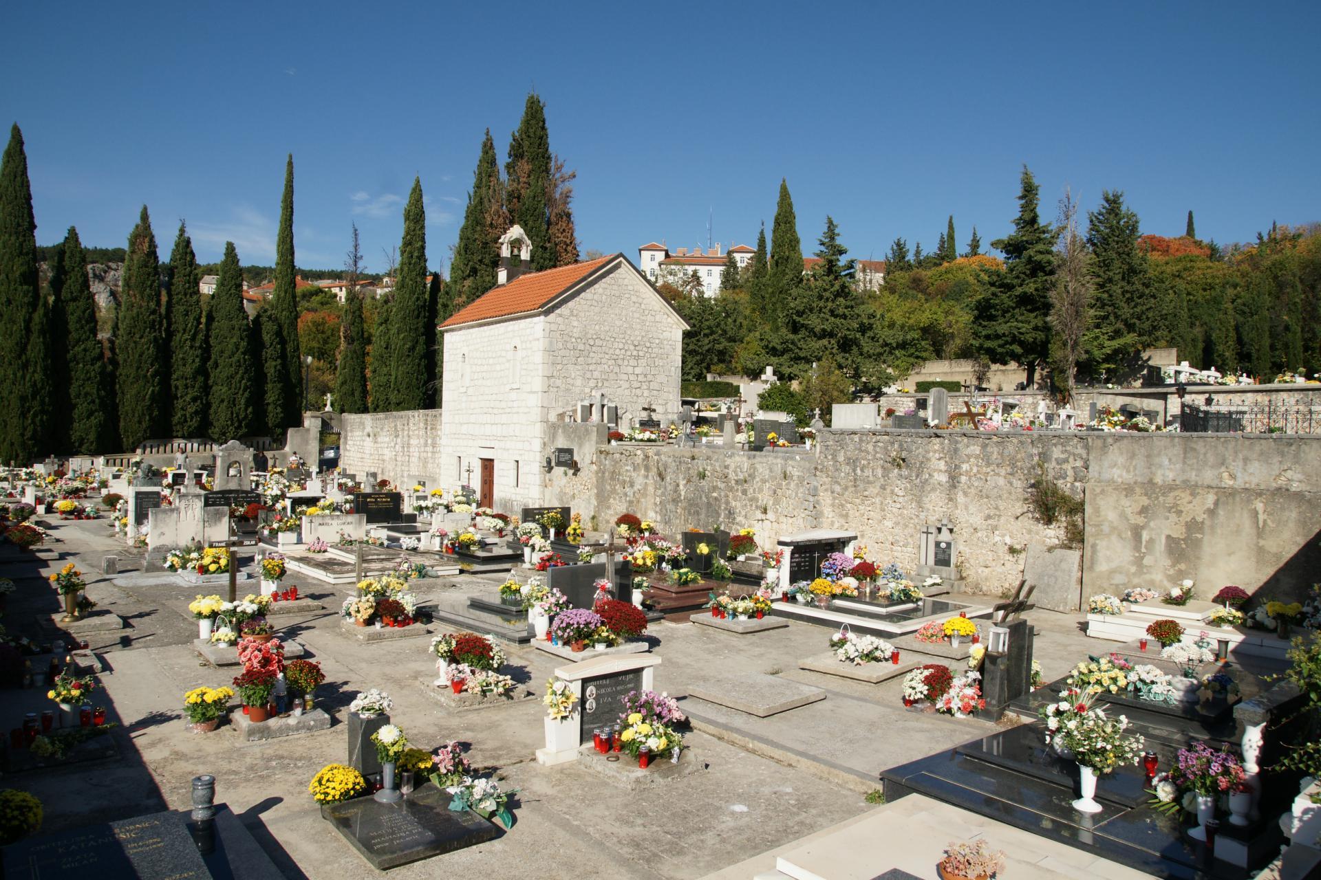 Gradsko groblje Gospe od Anđela