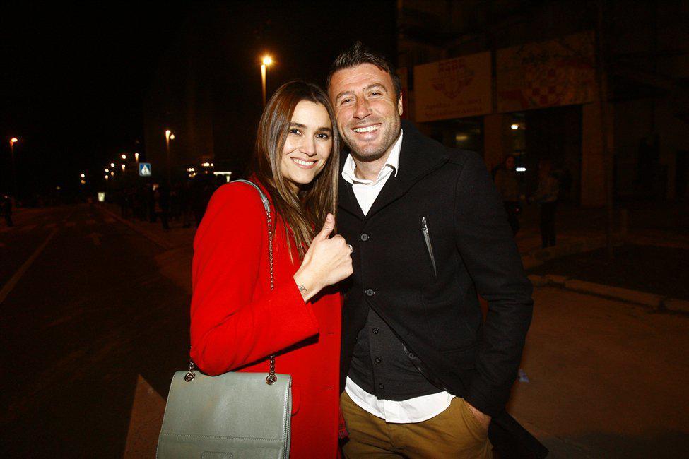Dragan Blatnjak sa suprugom Anom