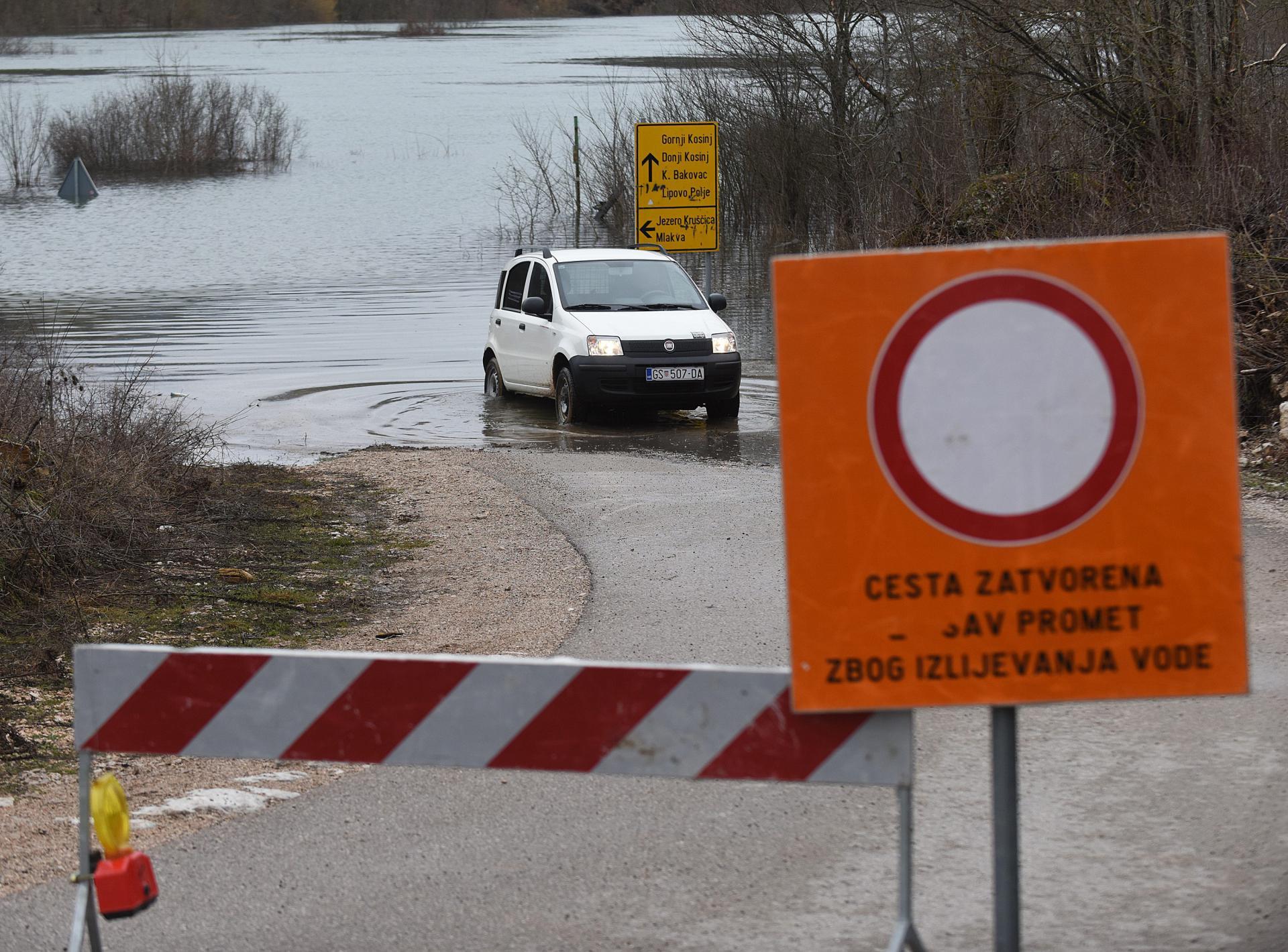 Poplava u Kosinju