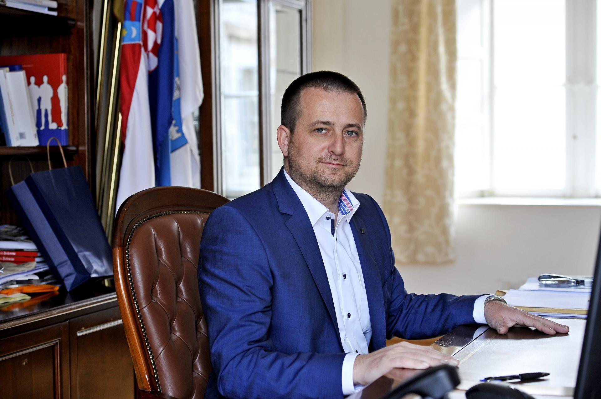 Trogirski gradonačelnik Ante Bilić