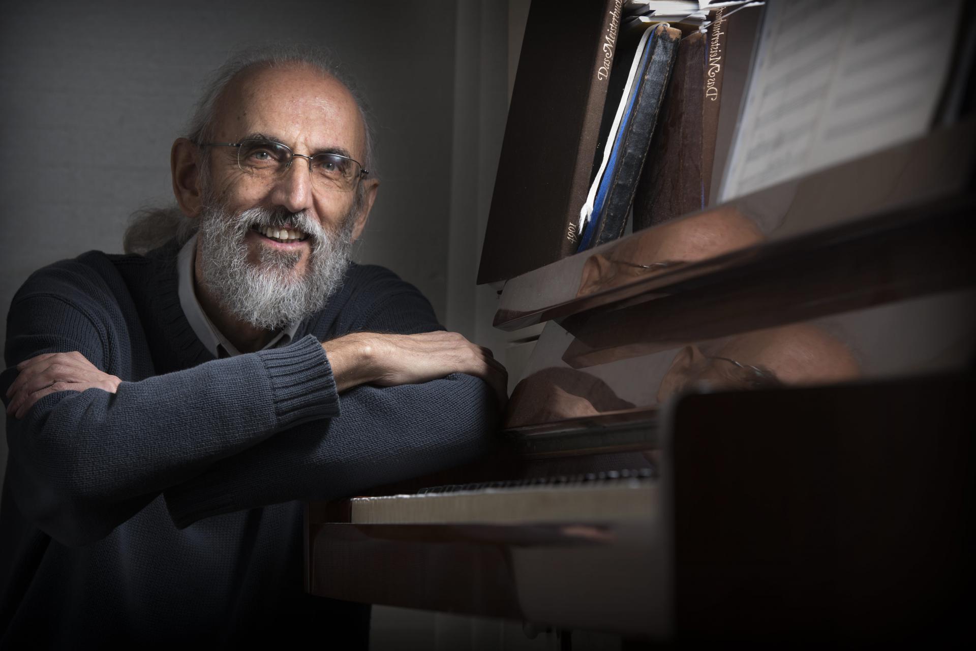 Maestro Vlado Sunko