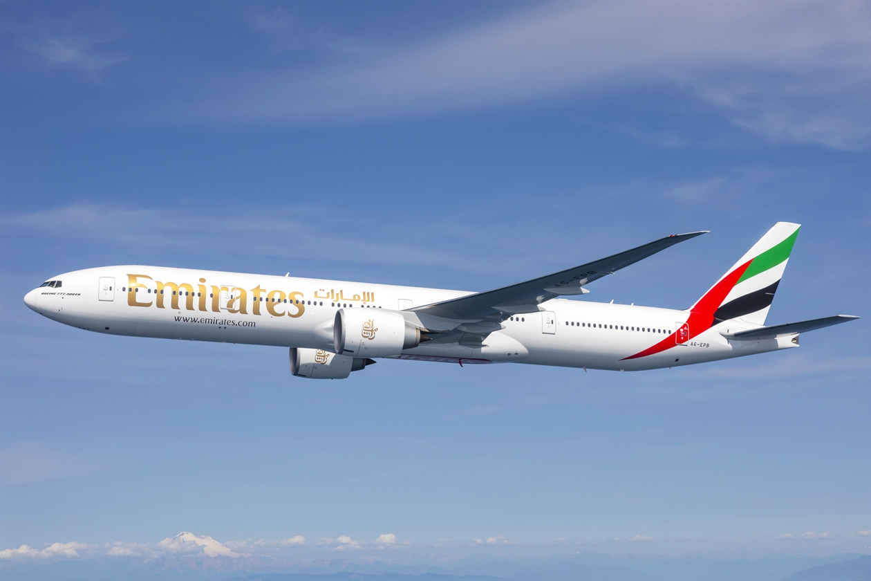 Emirates_Boeing 777-300ER