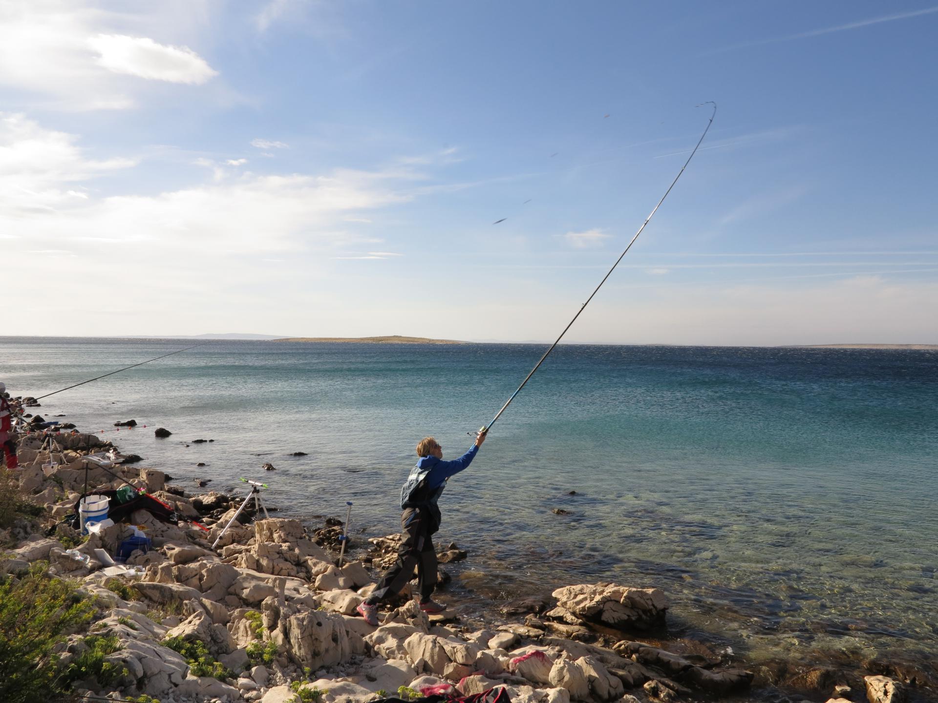Otišao u ribolov