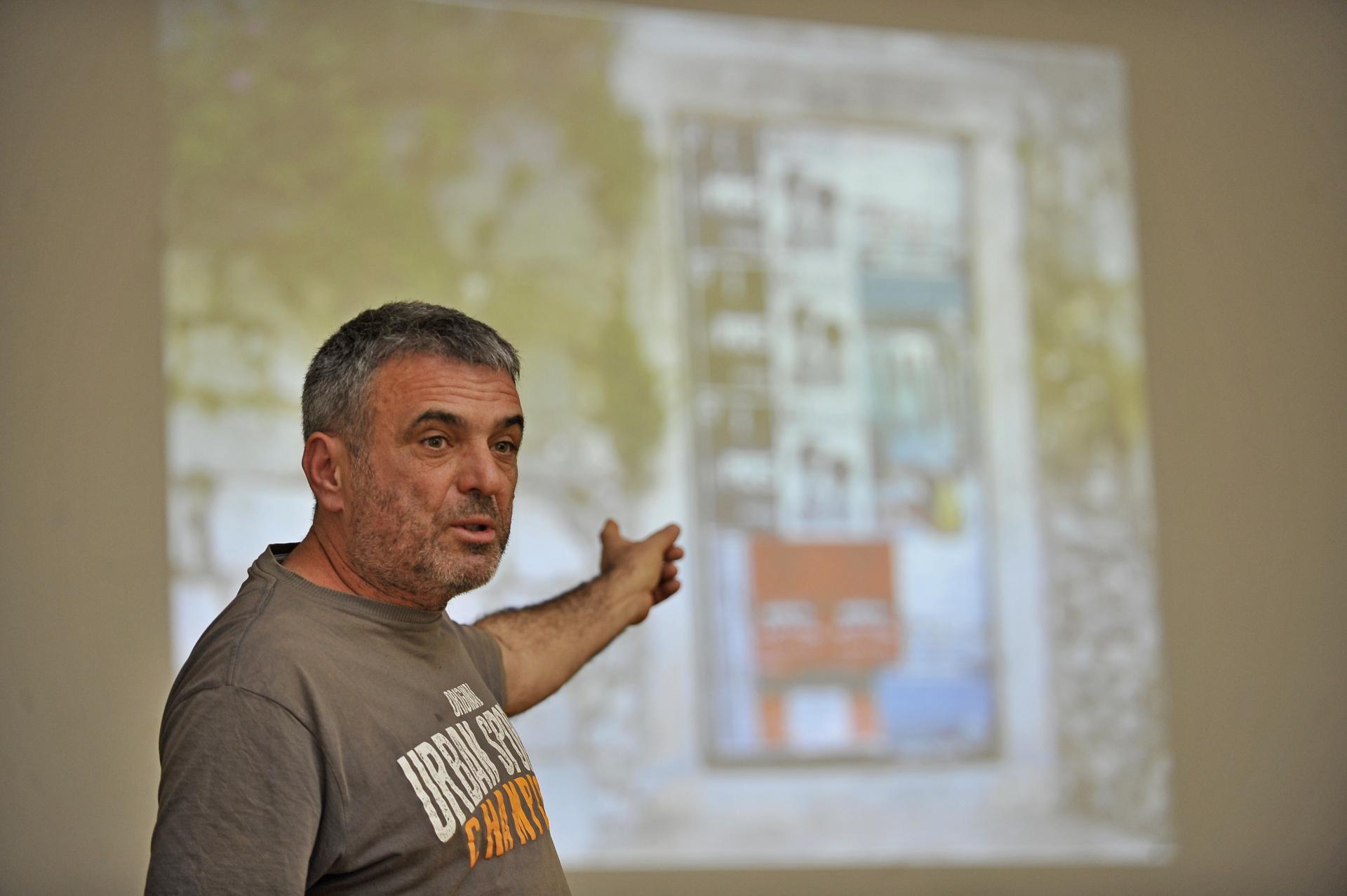 Apsurdno je da netko ilegalno obavlja djelatnost i nas tuži - rekao je Dalibor Popovič iz GIST-a