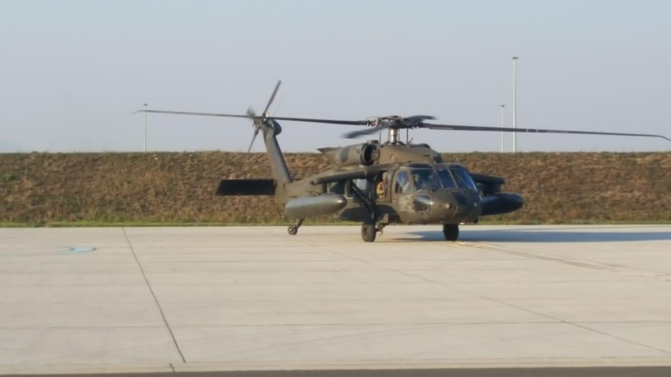 Sikorsky UH-60 M Blackhawk