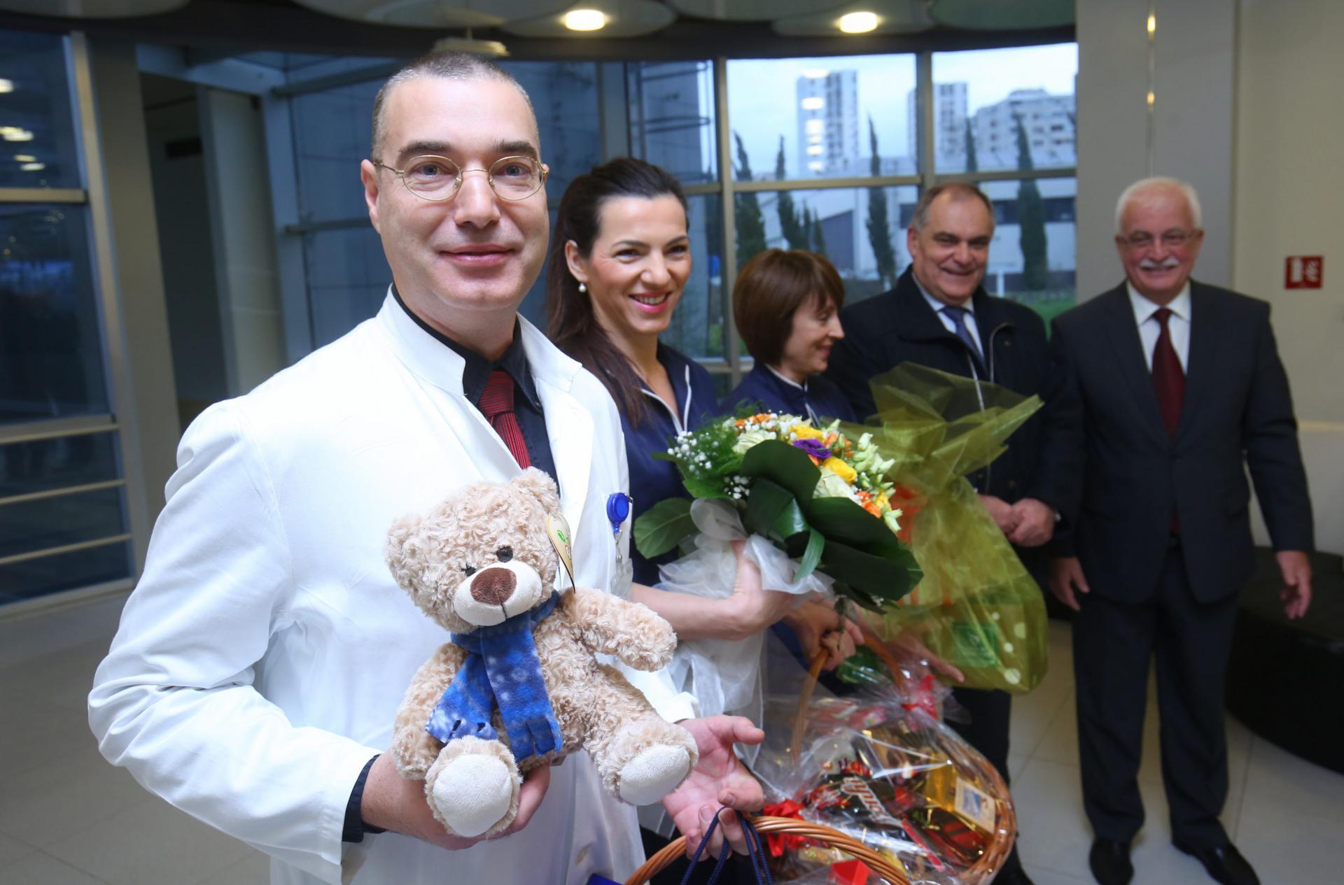 Dr. Deni Karelović je u emisiji 'Otvoreno' neutemeljeno optužio Slobodnu Dalmaciju da je neprofesionalno pratila pokret 'Prekinimo šutnju'