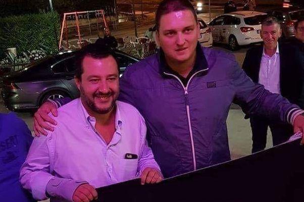Matteo Salvini (lijevo)