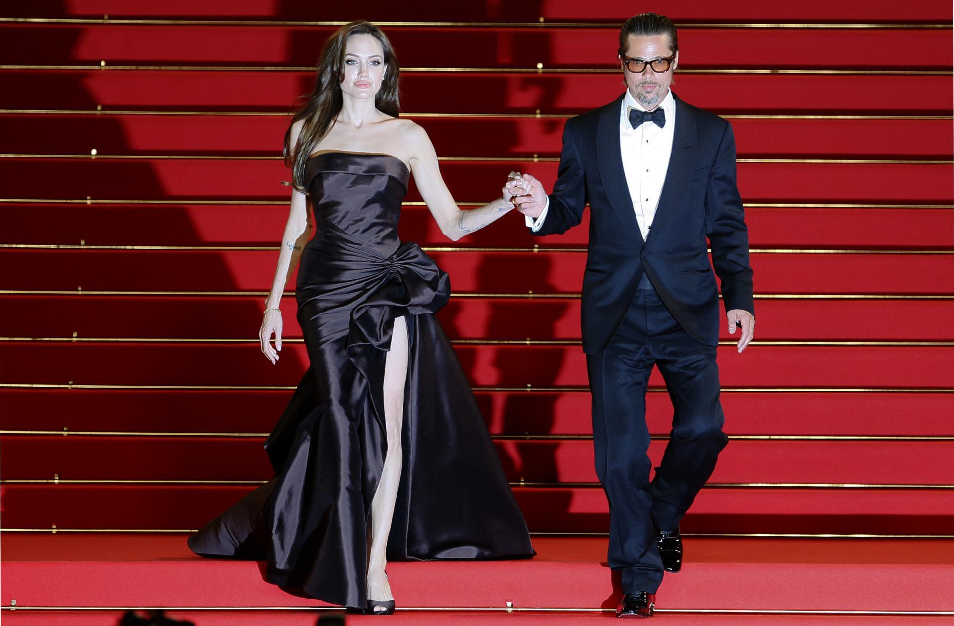 Brad i Angelina na filmskom festivalu u Cannesu 2016. godine, nekoliko mjeseci prije raspada braka