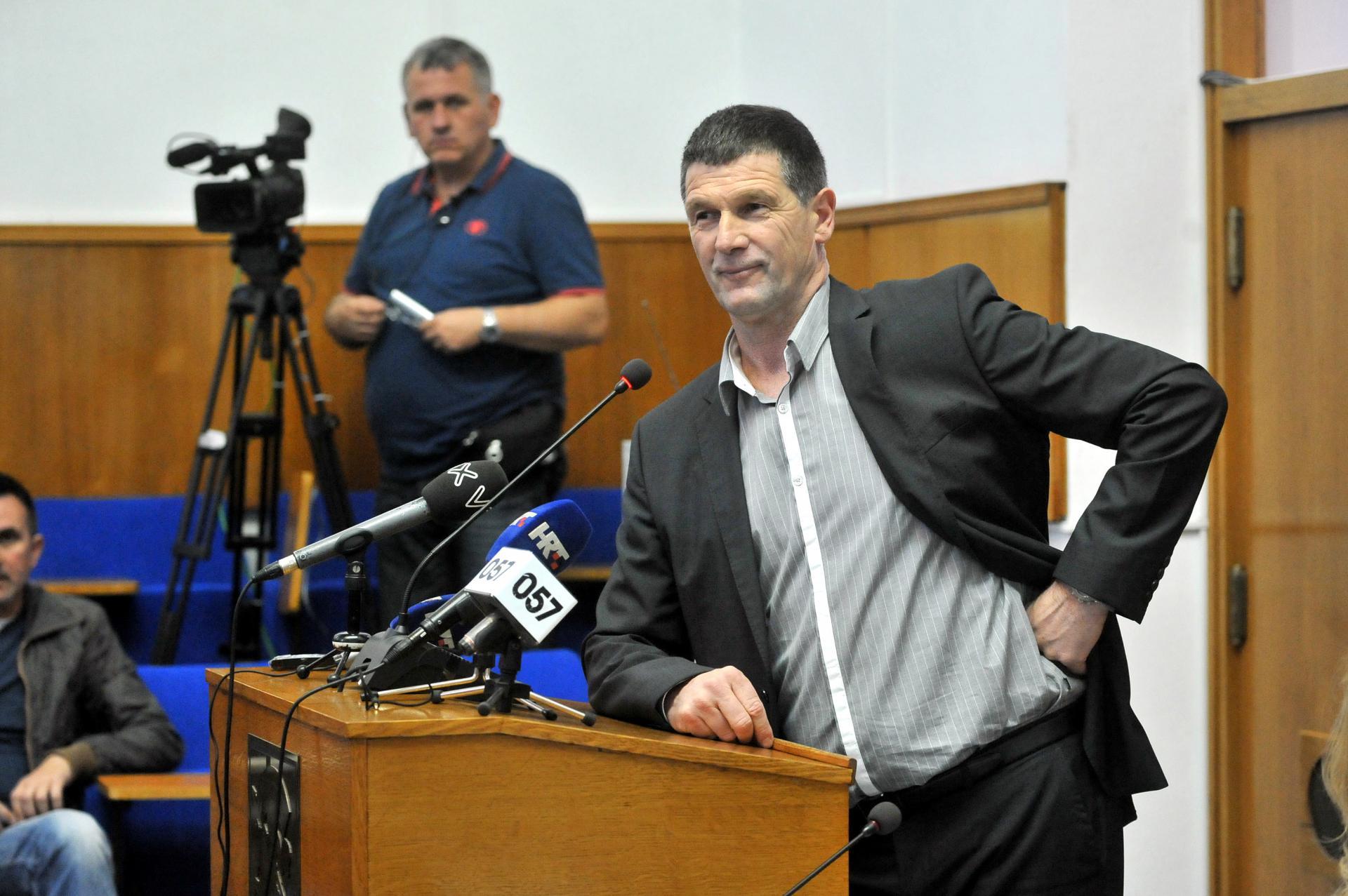 Reno Sinovčić je iskoristio Gradsko vijeće za lansiranje teških optužbi