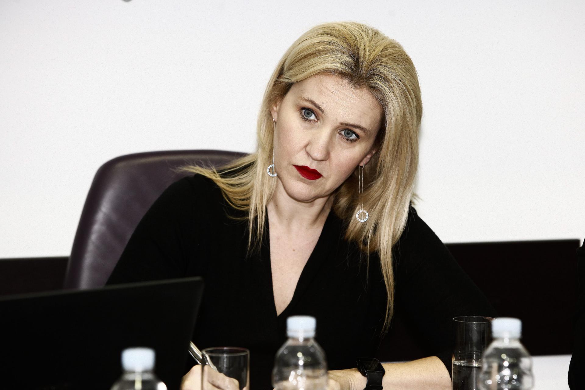 Nataša Novaković, predsjednica Povjerenstva za odlučivanje o sukobu interesa