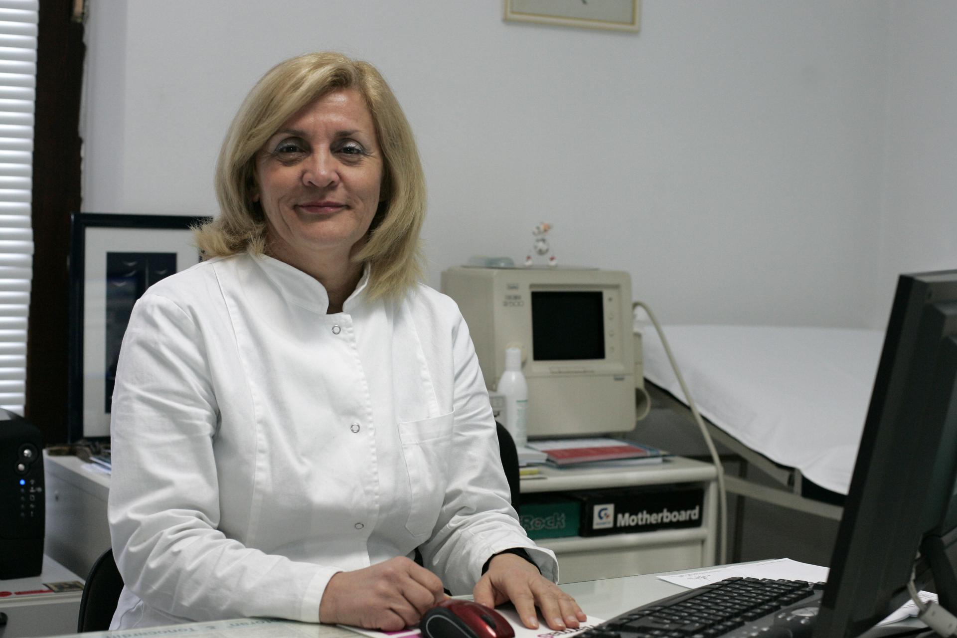 'Nepovoljno vrijeme značajno utječe na kronične bolesnike', ističe dr. Krolo