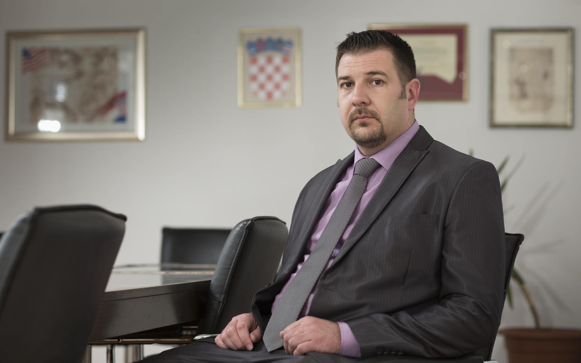 Zadovoljan potvrđenom odlukom - Denis Ivanović, predsjednik kaštelanskog gradskog vijeća