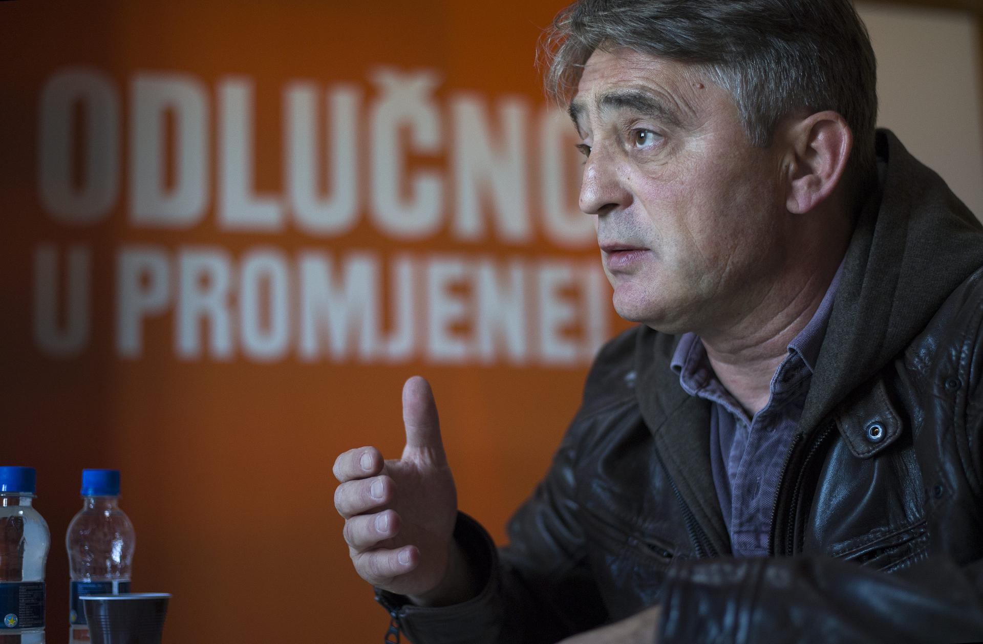 Željko Komšić već je bio predmet i kritika i ismijavanja zbog izbora najbližih suradnika
