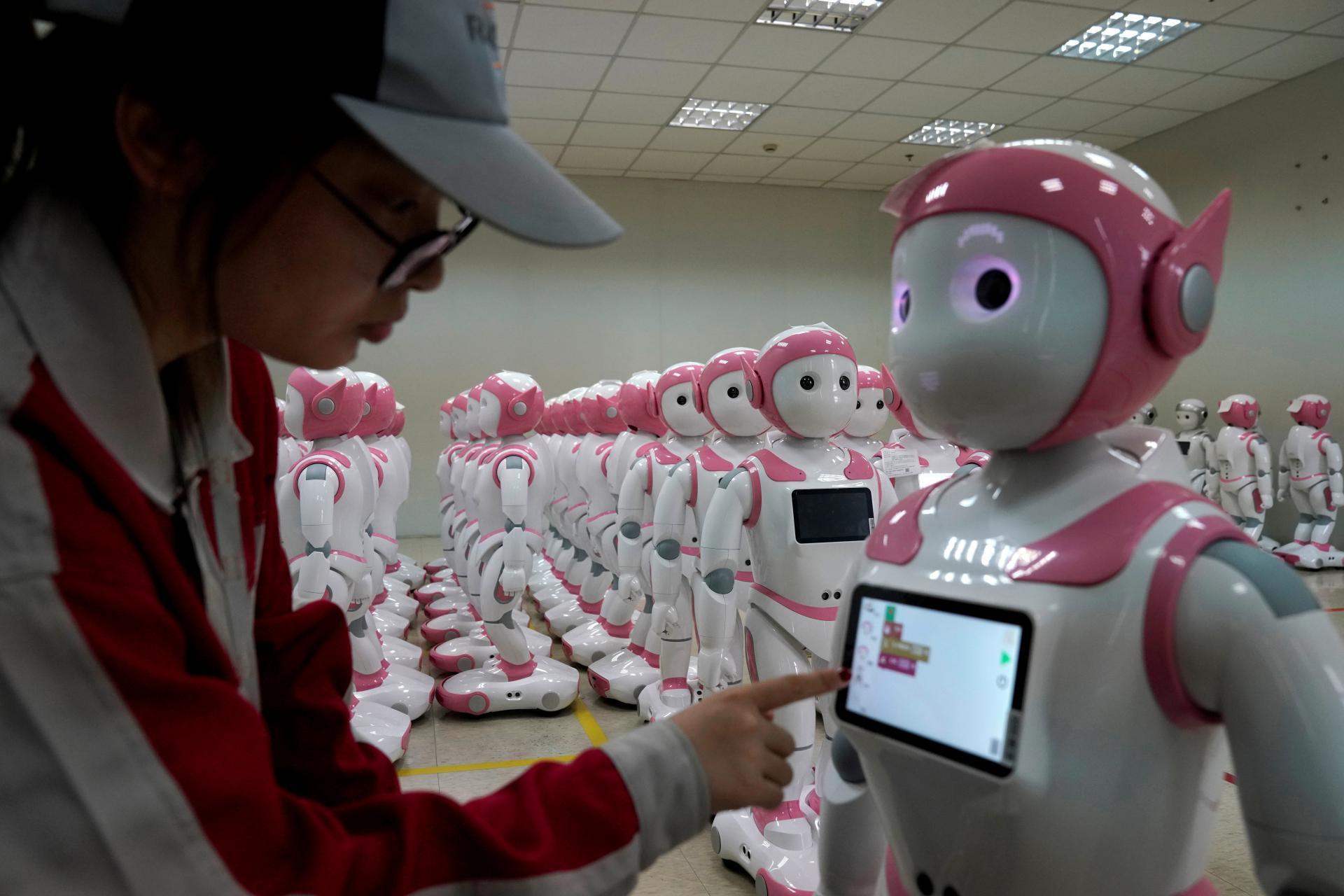 Ovakvi bi se roboti uskoro mogli rađati i kod Zadra