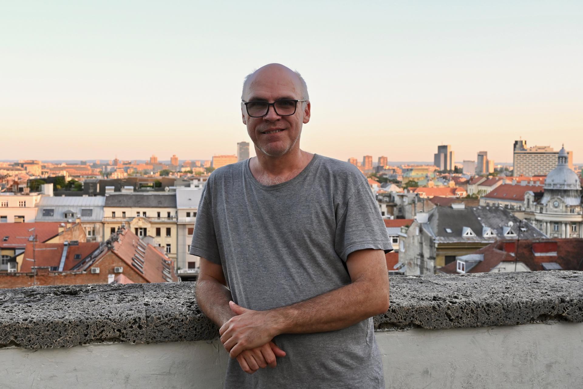 Michaele Desjardins, znanstvenik s montrealskog sveučilišta