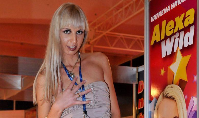 Aleksandra Bukovčan, poznata i kao Alexa Wild