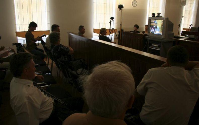 Vukovarska sudnica: svjedočenje optuženih za Lovas video-linkom iz Beograda