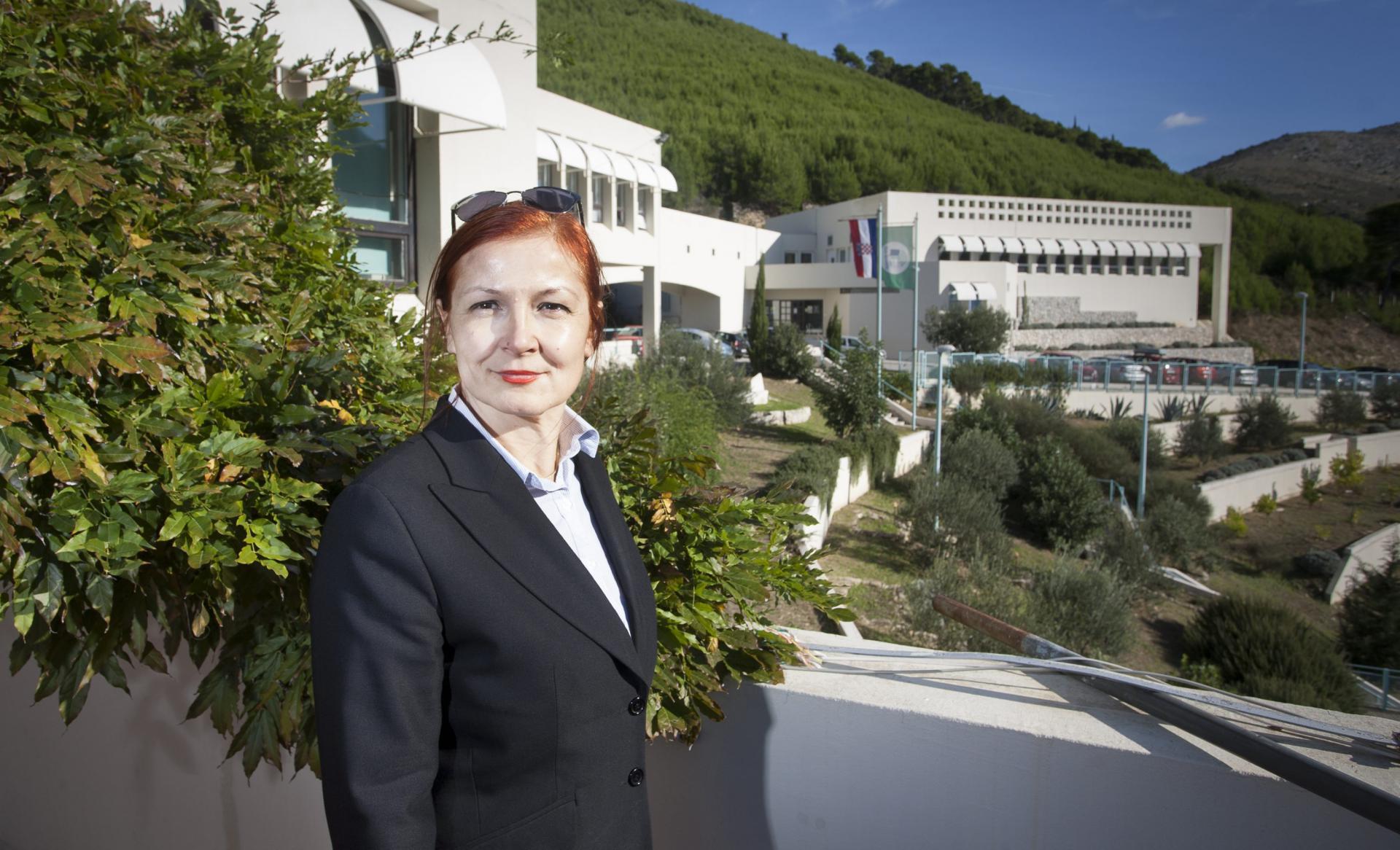 Matija Šitum, ravnateljica OŠ Žrnovnica