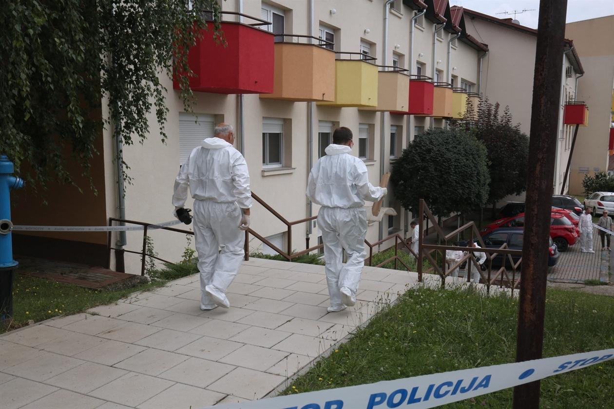 Žena vikala na radnike centra za socijalnu skrb u Đakovu, morala intervenirati i policija