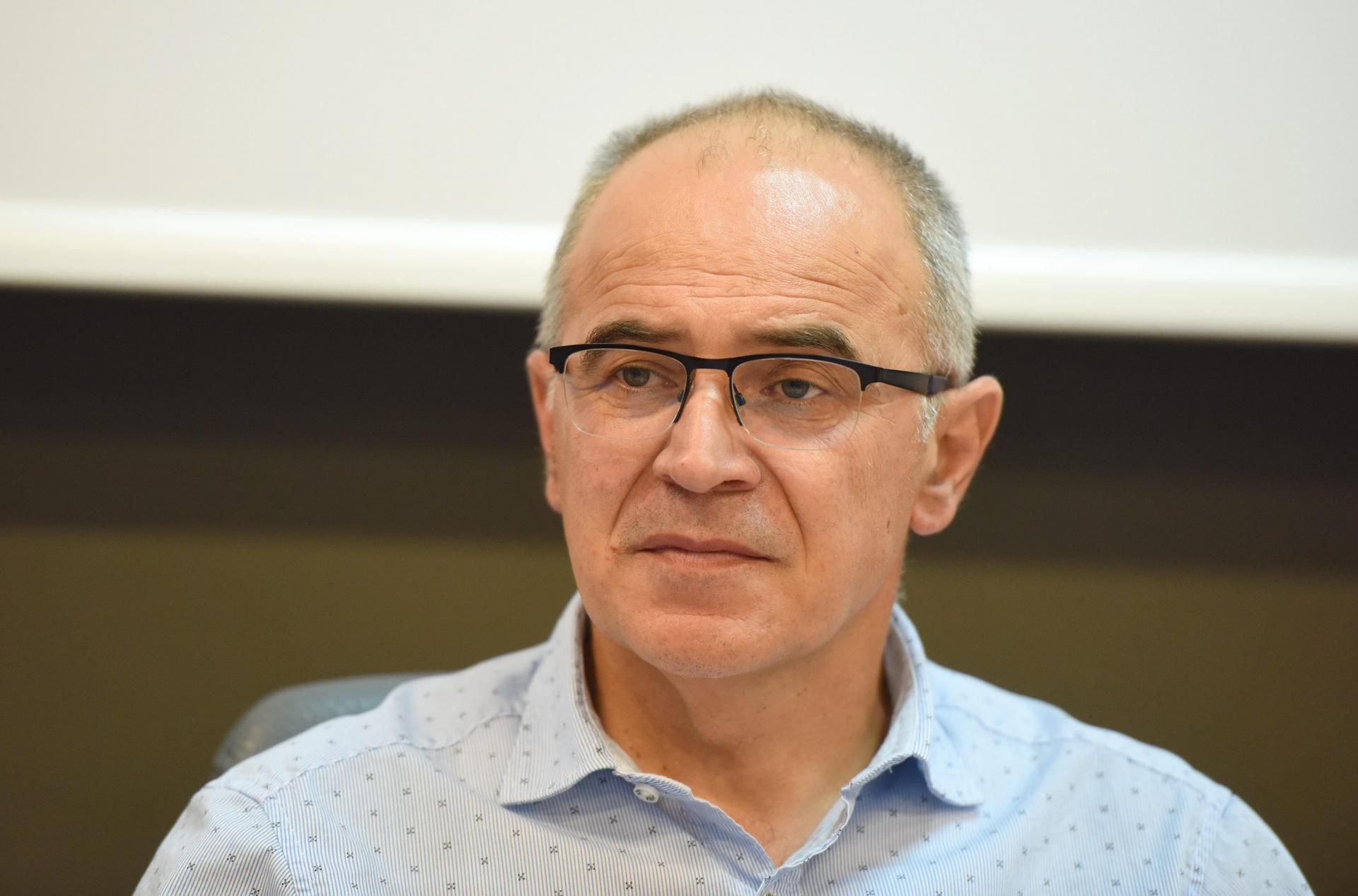 Željko Čulina, ravnatelj OB Zadar