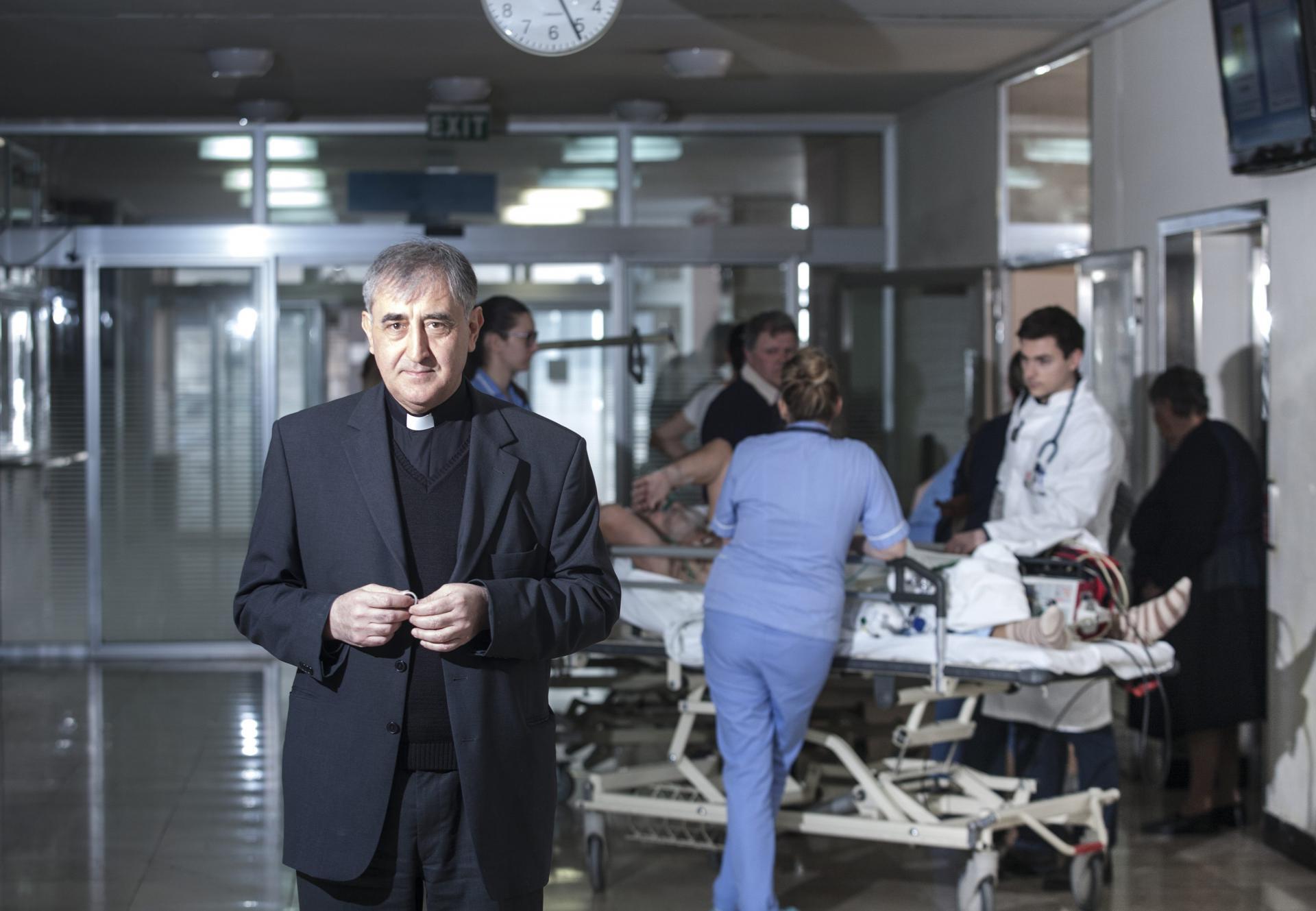 Don Tomislav Topčić nakon 18 godina kao bolnički kapelan seli u Košute