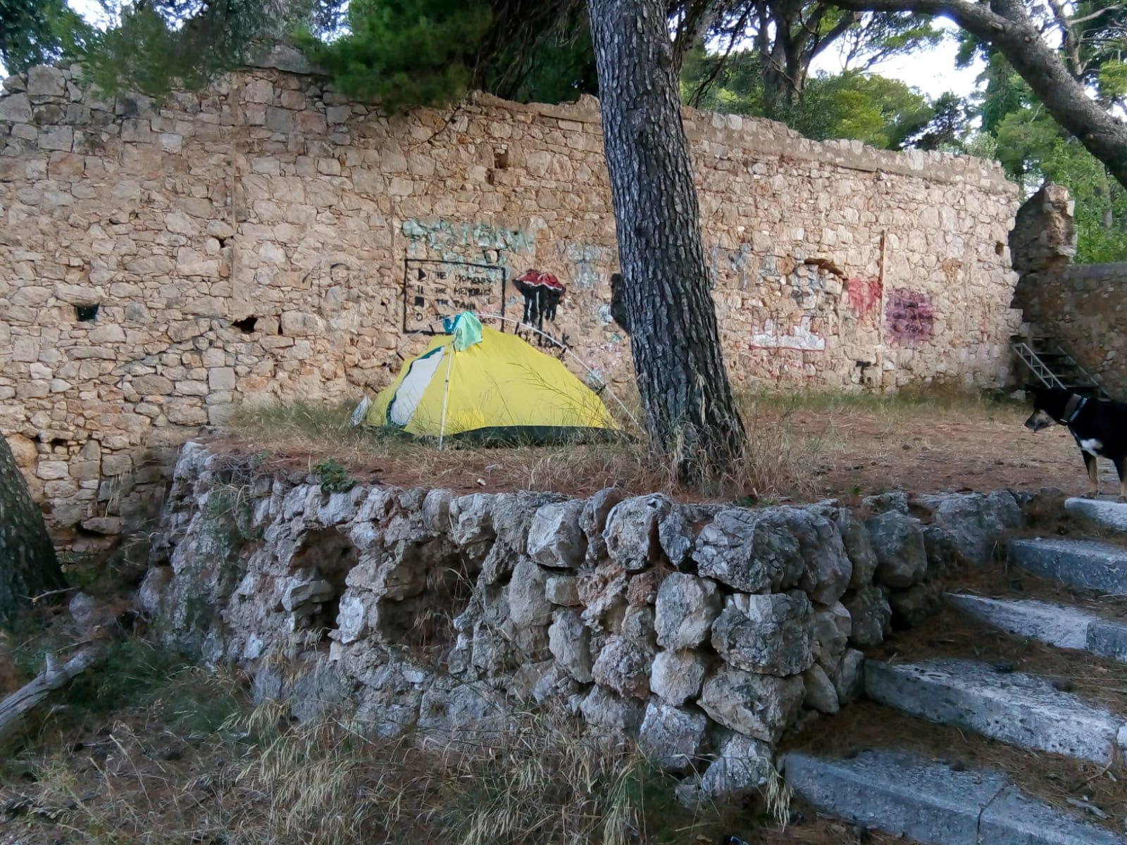 Šatoraši i ovog ljeta rado pohode dubrovačke parkove i druge javne površine