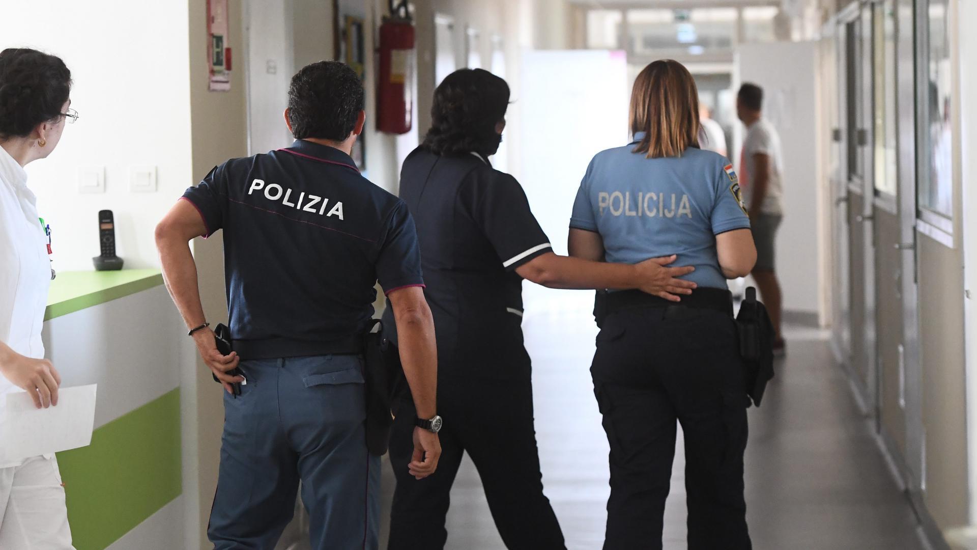 Talijanska i hrvatska policija zbog tragedije na jedrenjaku boravila je u KBC-u Split