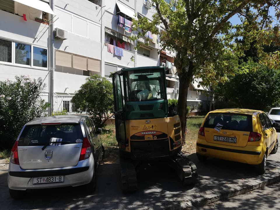 Oko Gajeve 16 postavit će se 'barikade' za automobile