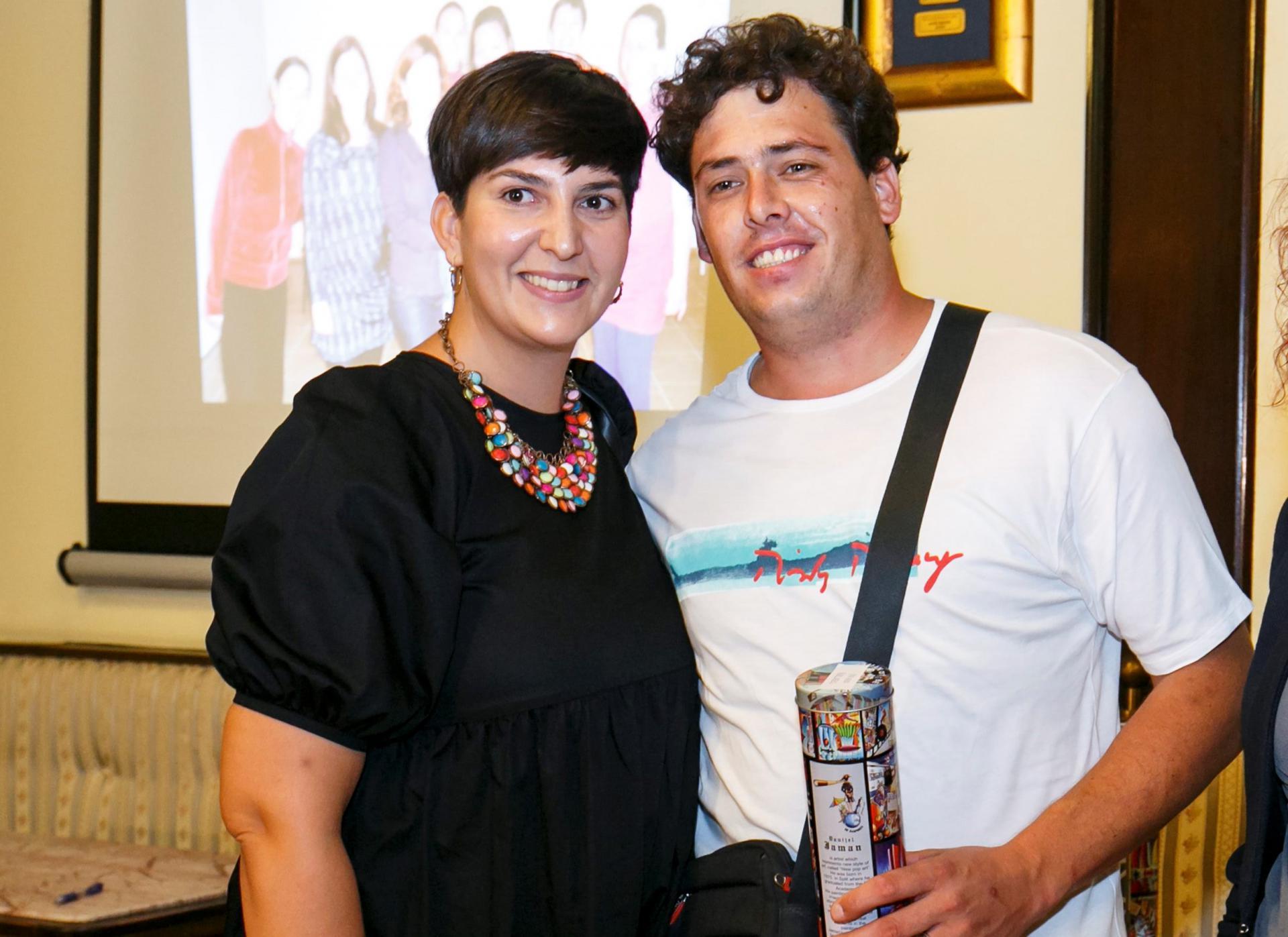 Hrabri tata Ivan Šiljeg sa suprugom Jelenom