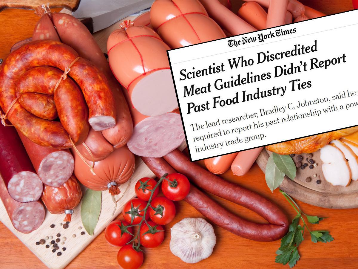 Crveno meso treba jesti umjereno, a iz prehrane treba izbaciti industrijske prerađevine: salame, paštete, kobasice..., dok je domaće suhomesnate proizvode dopušteno jesti, ali povremeno