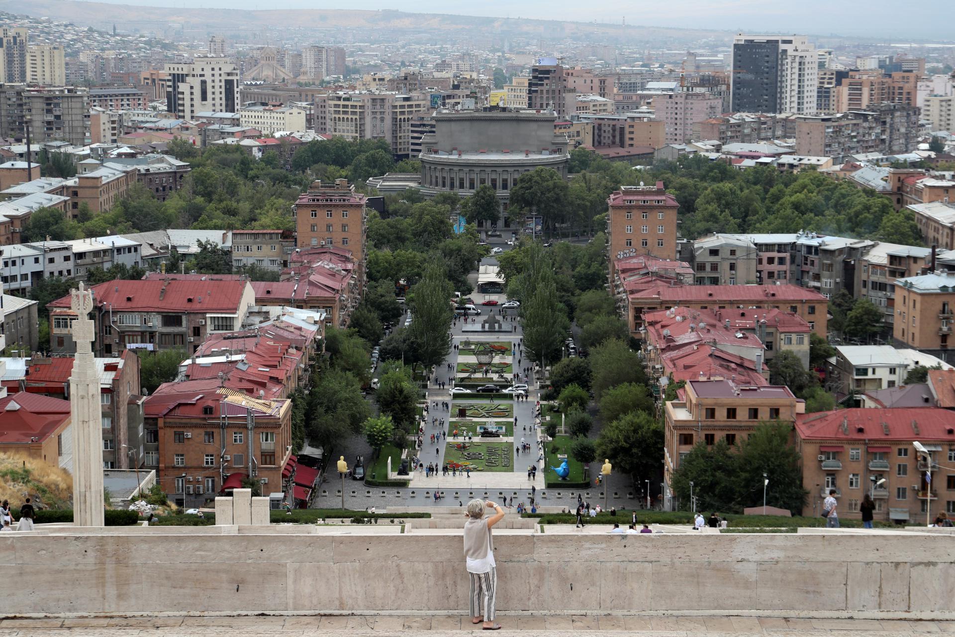 Erevan, glavni grad Armenije