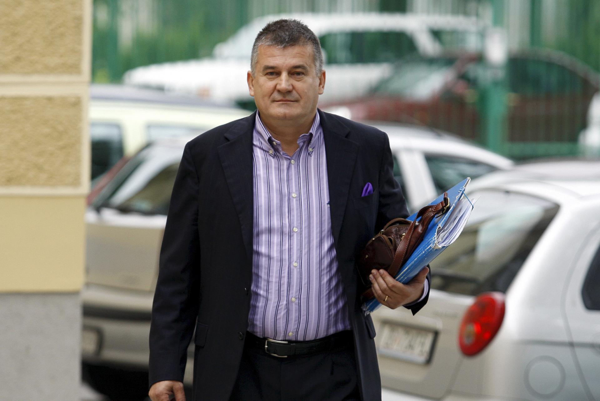 Širokobriješki tajkun Miroslav Kutle, kojemu je Franjo Tuđman poklonio neke od najuspješnijih hrvatskih tvrtki, a on ih je sve upropastio, spasio se zastarom