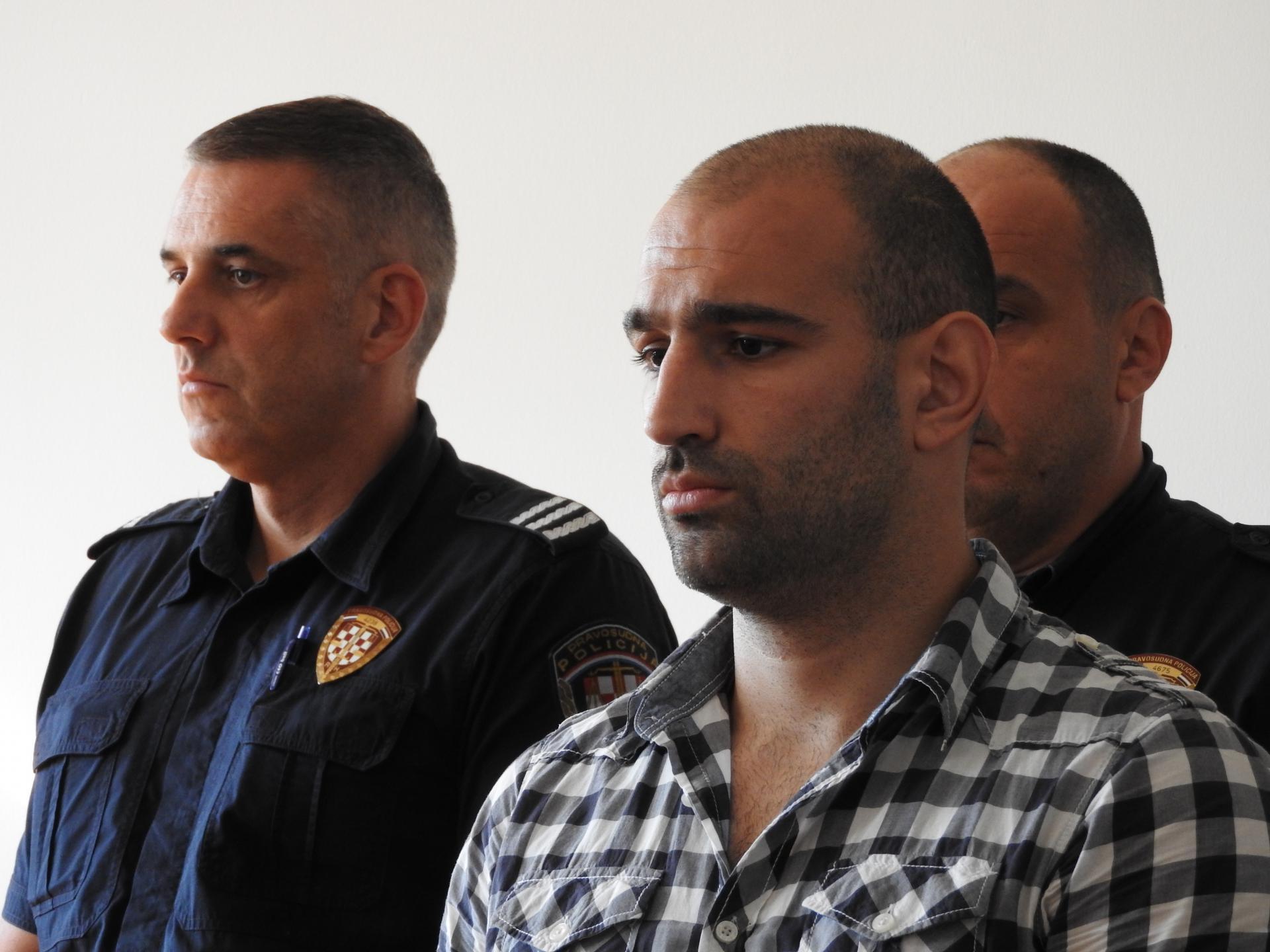 Toni Višić je osuđen na zatvorsku kaznu