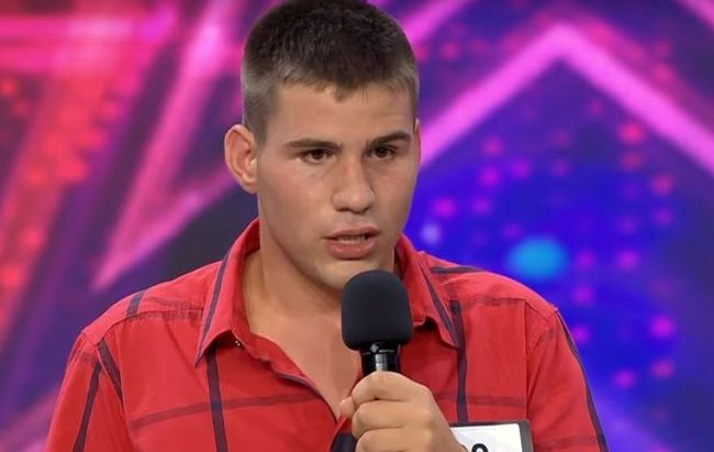 Ante Dragojević na Supertalentu