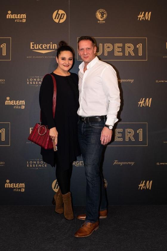 Martina Tomcic i Zenja Moskaljov
