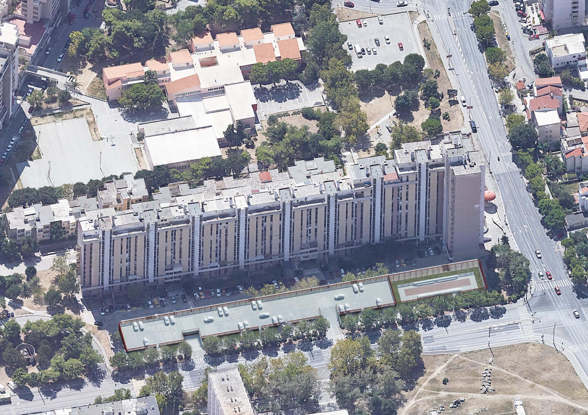 Garaža u Dobrilinoj - rok za dostavu ponuda je 19. prosinca