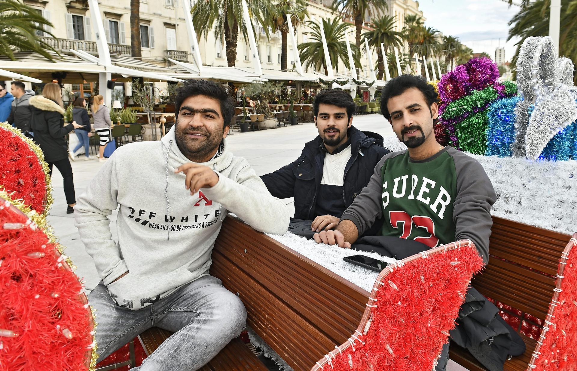 momci iz Pakistana