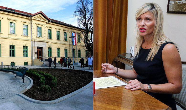 Dijana Zadravec, jedna od akterica sukoba, spominjala se u rujnu 2016. kao kandidatkinja za ministricu zdravstva u Vladi Andreja Plenkovića