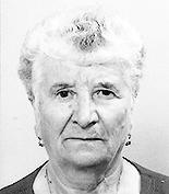 Preminula Petromila Matijaš