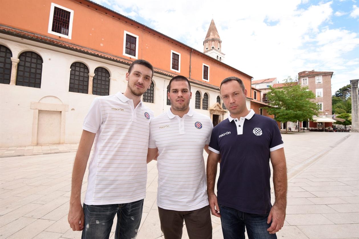 Novo vodstvo DPH Zadar