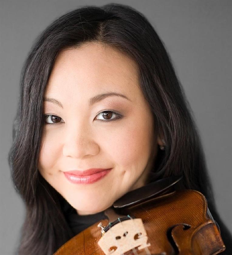 1_Joyce Lai, violina