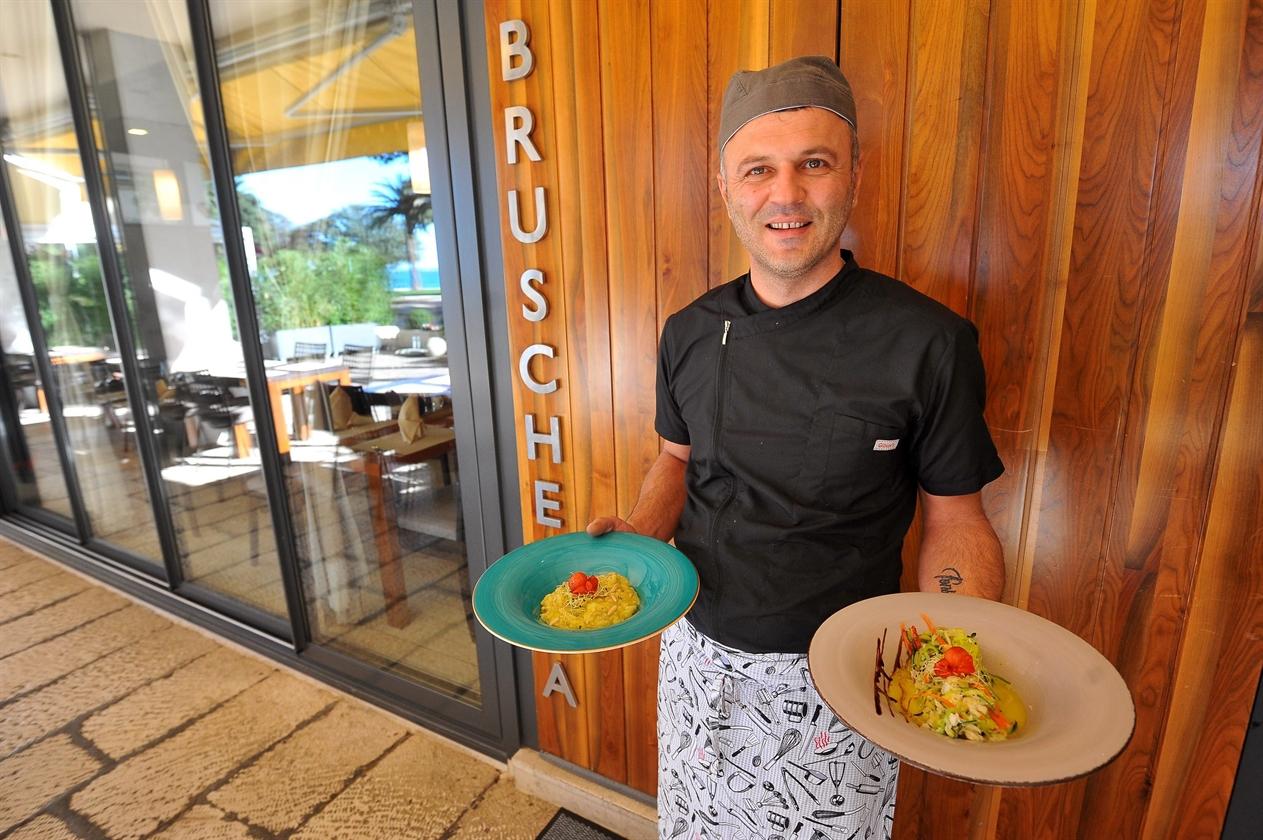 Chef zadarskog restorana Bruschetta Dalibor Pavlović