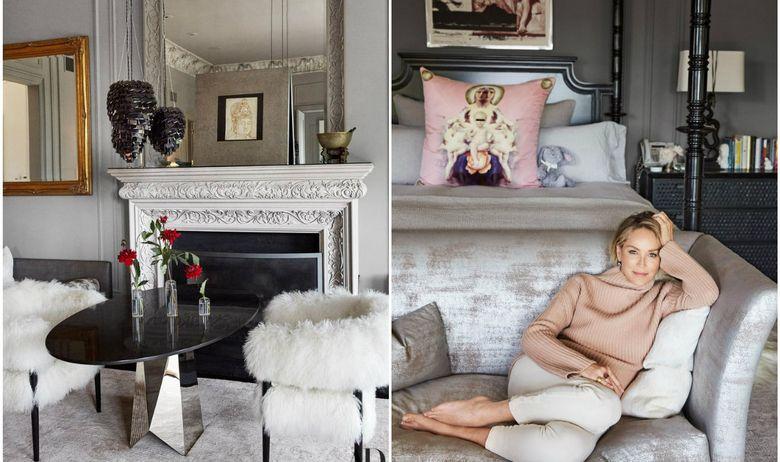 Sharon Stone collage