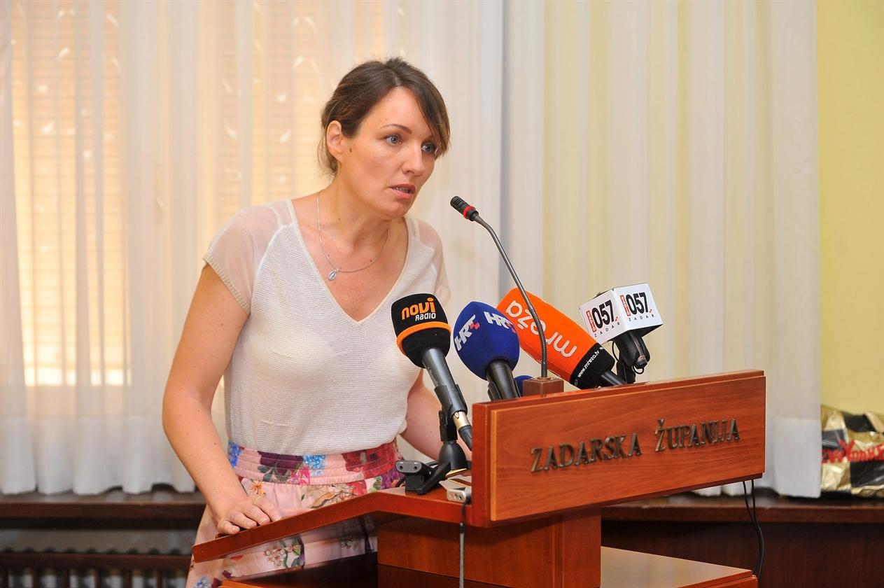 Županijska vijećnica Marjana Botić