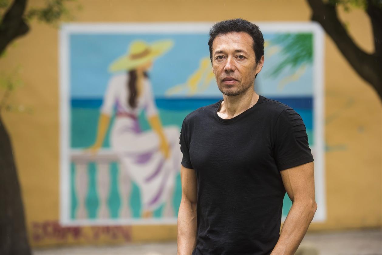 Zadarski profesor Valentino Radman je autor murala u Ulici Stjepana Radica koji je nastao u sklopu KvartArt festivala